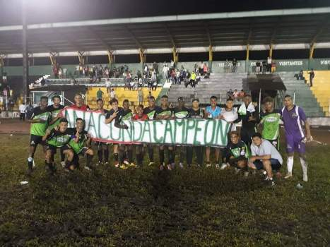 anaconda campeon de orellana