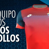 El Nacional presentó sus uniformes 2020