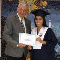 Madelin Riera obtuvo su título profesional