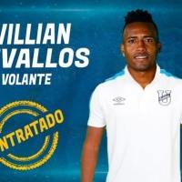William Cevallos: ''Es motivante jugar la Copa Libertadores''