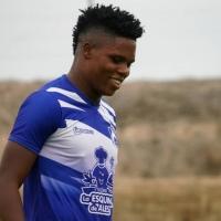 """Bryan de Jesús: """"Quiero ser el goleador de Delfín y del campeonato"""""""