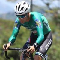 Alexander Gil: ''Queda un sabor amargo perder la Vuelta a Colombia por dos segundos''