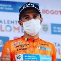 Juan Pablo Suárez: ''Haber sido líder de Vuelta a Colombia es un orgullo, un premio al sacrificio diario''